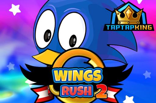 Hra - Wings Rush 2